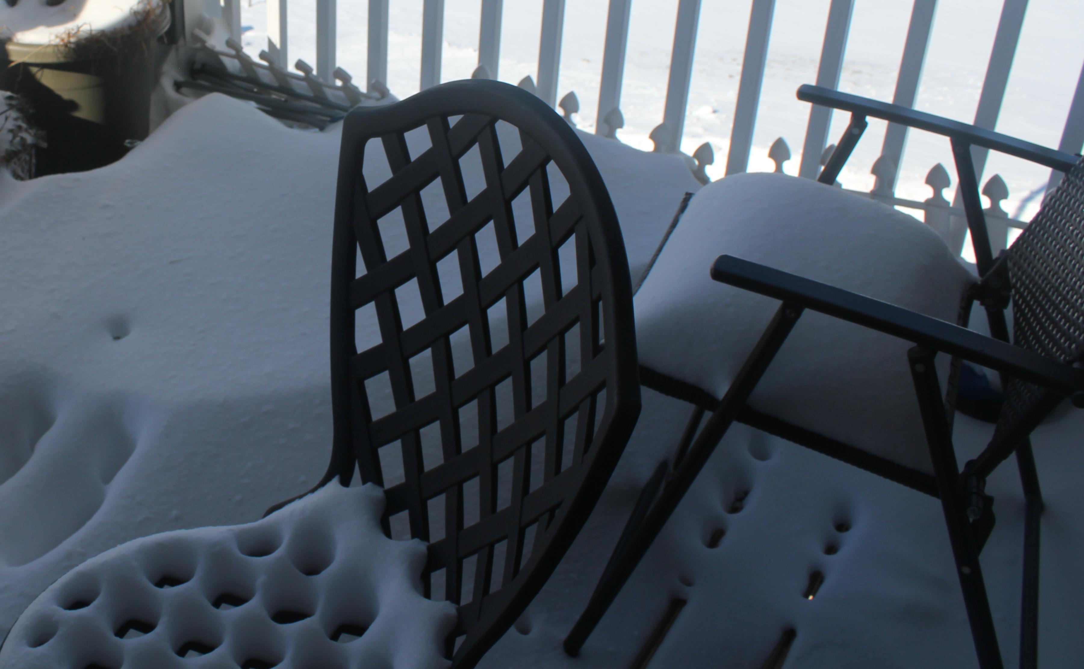 Snow Seats