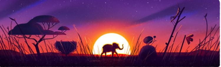 earth-day-google-elephant