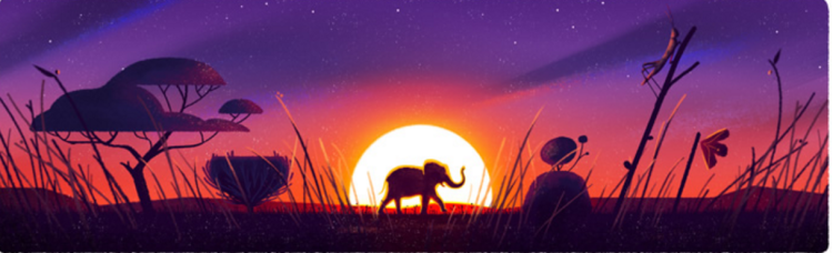 earth-day-google-elephant